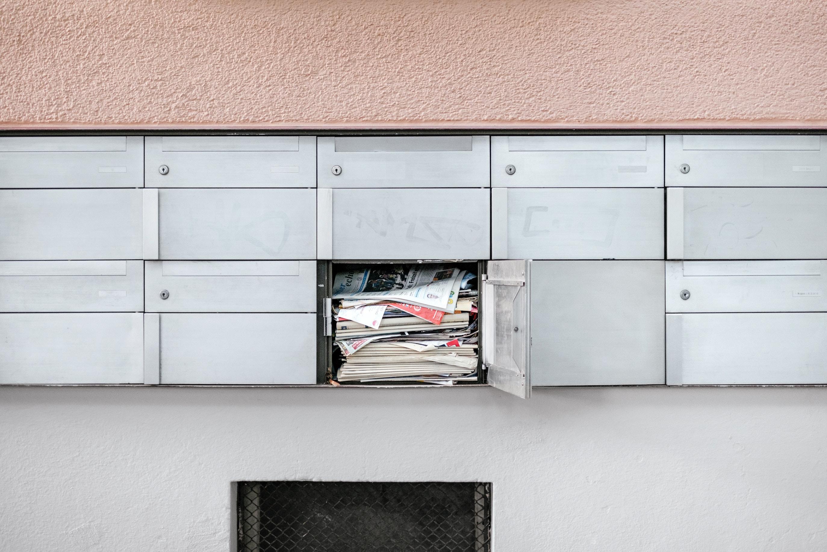 Newsletter Marketing - Wenn das Postfach platzt